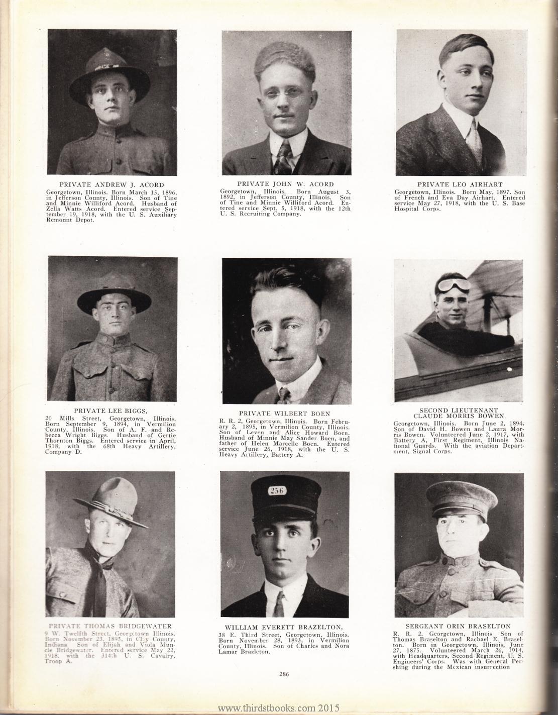 Illinois vermilion county muncie - Andrew Acord Page 286
